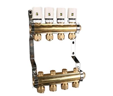 自动温控型(家装)分水器
